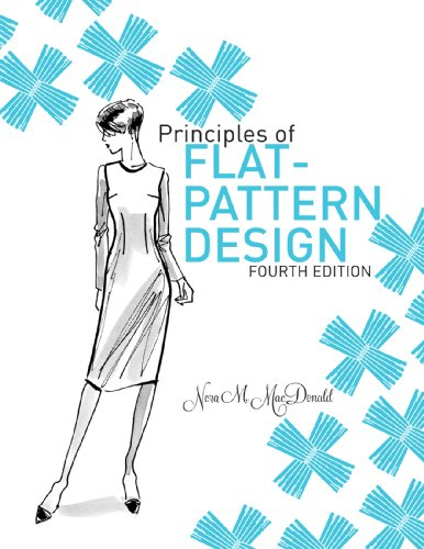 Principles of Flat Pattern Design 4th Edition  4th 2010 edition cover