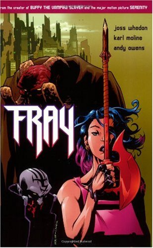 Fray: Future Slayer Future Slayer  2003 edition cover