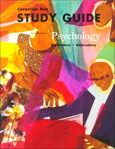 Psychology Student Manual, Study Guide, etc.  edition cover
