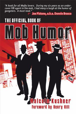 Official Book of Mob Humor  N/A 9781934759516 Front Cover