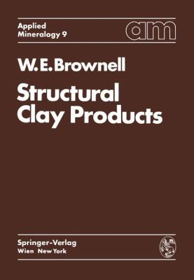 Structural Clay Products   1976 9783709184516 Front Cover
