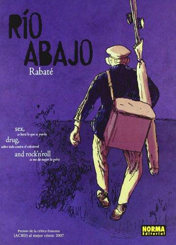 Rio abajo/ Downstream:  2010 edition cover