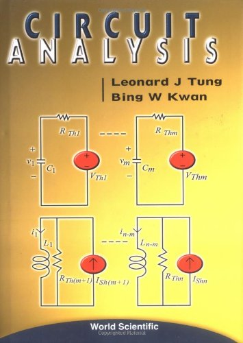 Circuit Analysis   2001 9789810240516 Front Cover