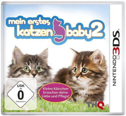Mein erstes Katzenbaby 2 Nintendo 3DS artwork