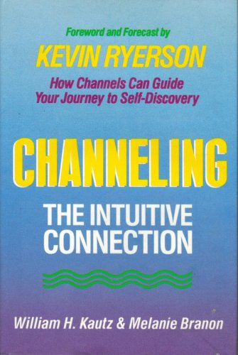 Channeling The Intuitive Connection N/A edition cover