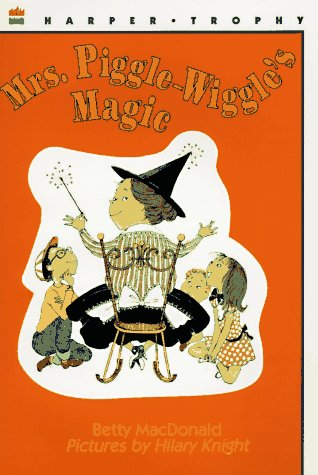 Mrs. Piggle-Wiggle's Magic   1985 edition cover