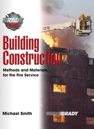 Building Construction Methods and Materials for the Fire Service  2008 edition cover