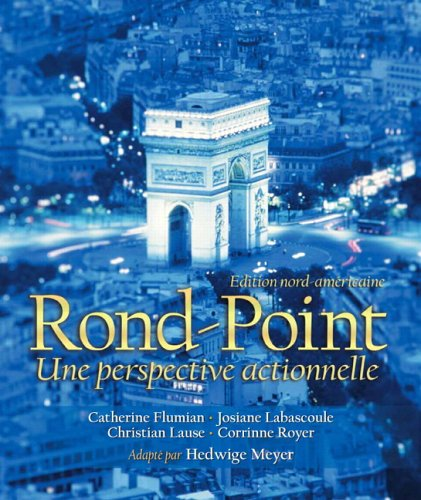 Rond-Point Une Perspective Actionnelle  2007 edition cover
