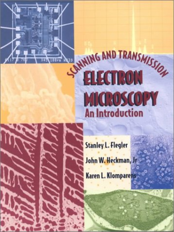 Scanning and Transmission Electron Microscopy An Introduction  1995 edition cover