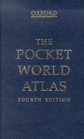 Pocket World Atlas  4th 2003 (Revised) edition cover