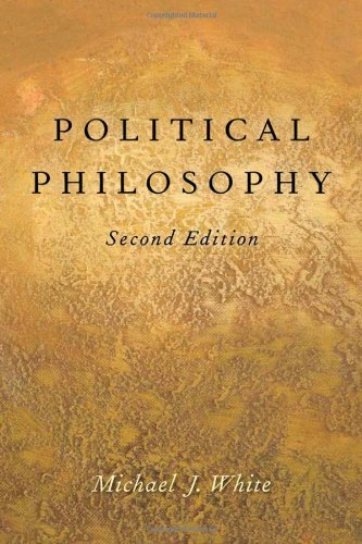 Political Philosophy An Historical Introduction 2nd 2012 edition cover