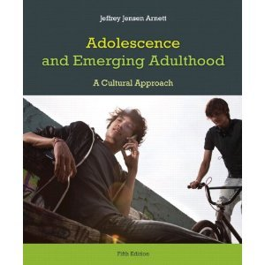 Adolescence and Emerging Adulthood, Books a la Carte Edition  5th 2013 edition cover