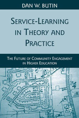 Service-Learning in Theory and Practice The Future of Community Engagement in Higher Education  2010 edition cover