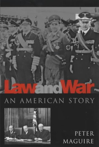 Law and War An American Story  2000 9780231120517 Front Cover