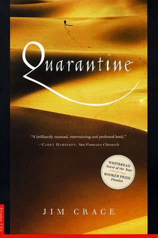Quarantine   1999 9780312199517 Front Cover