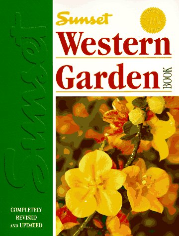 Sunset Western Garden Book 6th 1995 (Revised) edition cover
