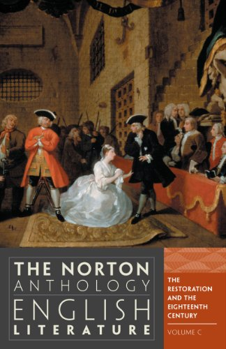 Restoration and the Eighteenth Century  9th 2012 9780393912517 Front Cover
