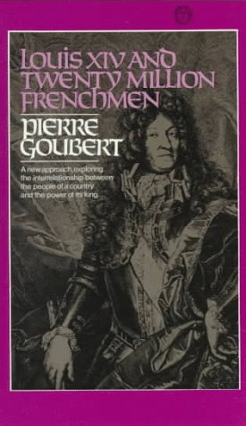 Louis XIV and Twenty Million Frenchmen   1972 edition cover