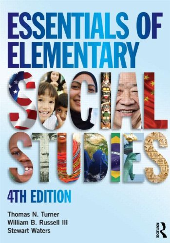 Essentials of Middle and Secondary Social Studies   2014 edition cover