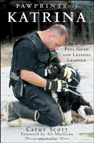Pawprints of Katrina Pets Saved and Lessons Learned  2008 edition cover