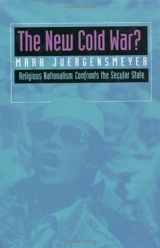 New Cold War? Religious Nationalism Confronts the Secular State  1993 edition cover