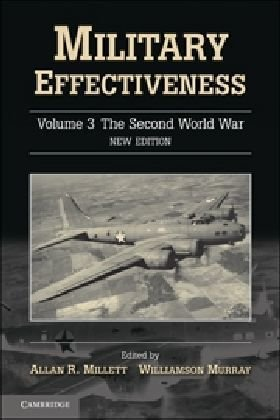 Military Effectiveness  2nd 2010 9780521737517 Front Cover