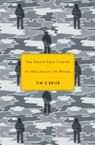 Things They Carried - In the Lake of the Woods   2011 edition cover