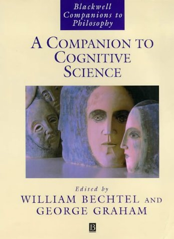 Companion to Cognitive Science   1999 edition cover