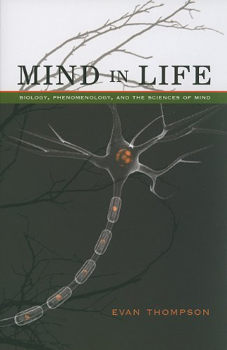 Mind in Life Biology, Phenomenology, and the Sciences of Mind  2007 edition cover