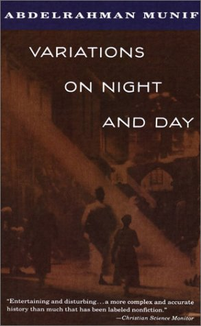Variations on Night and Day  N/A edition cover