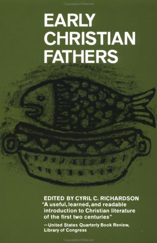 Early Christian Fathers   1995 edition cover