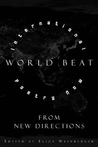 World Beat International Poetry Now from New Directions  2006 9780811216517 Front Cover
