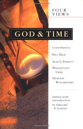 God and Time Four Views  2001 edition cover