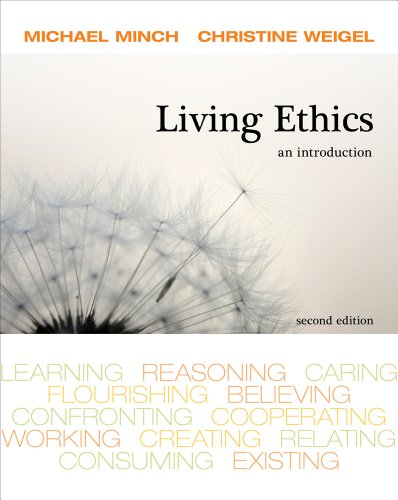 Living Ethics  2nd 2012 edition cover