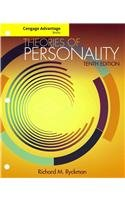 Cengage Advantage Books: Theories of Personality  10th 2013 edition cover
