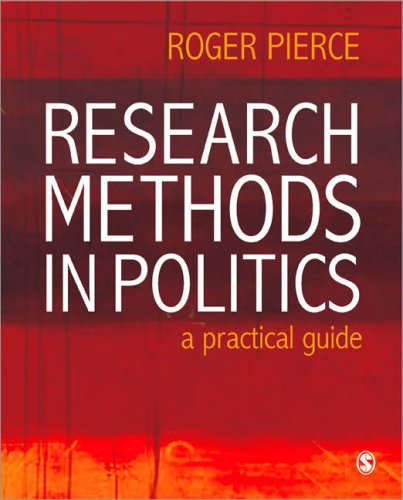 Research Methods in Politics   2008 edition cover