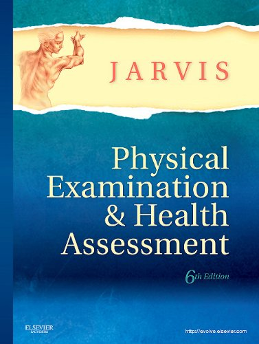 Physical Examination and Health Assessment  6th 2011 9781437701517 Front Cover
