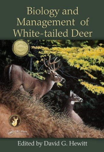 Biology and Mangement of White-Tailed Deer   2011 edition cover