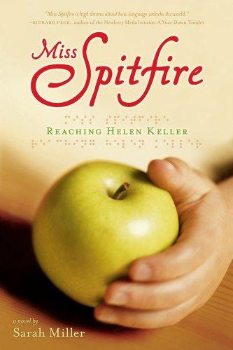 Miss Spitfire Reaching Helen Keller N/A edition cover