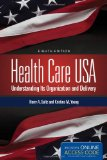 Health Care USA:   2013 edition cover