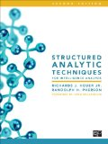Structured Analytic Techniques for Intelligence Analysis:   2014 edition cover