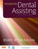 Modern Dental Assisting  11th 2015 edition cover