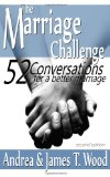 Marriage Challenge 52 Conversations for a Better Marriage N/A 9781494285517 Front Cover