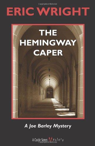 Hemingway Caper   2003 9781550024517 Front Cover