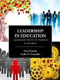 Leadership in Education Organizational Theory for the Practitioner 2nd edition cover