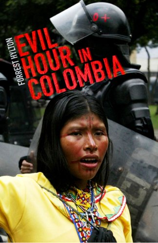 Evil Hour in Colombia   2006 edition cover
