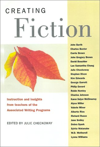 Creating Fiction   2001 (Reprint) edition cover