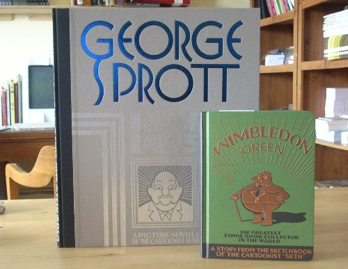 George Sprott (1894-1975)  2009 edition cover