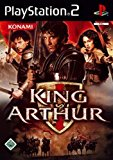 King Arthur PlayStation2 artwork