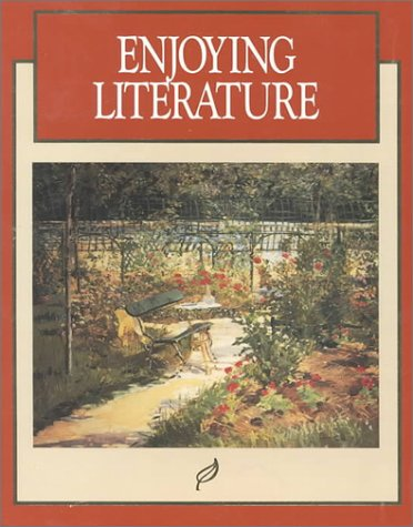 Enjoying Literature  Student Manual, Study Guide, etc. 9780026350518 Front Cover